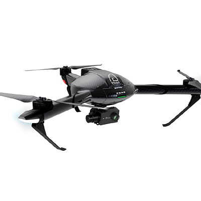 Say hello to the world's fastest tri-copter drone
