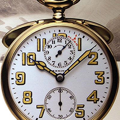 Zenith Watches exhibits antique Gandhian watch