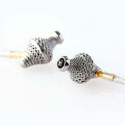 Fancy a pair of 3D printed Titanium earphones?