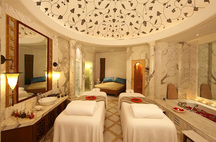 MUGHAL MYSTICA | The Moghul Suite is a royal refuge for couples who want to soak in some exclusive treatments