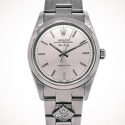 This Rolex is a Domino's Special!