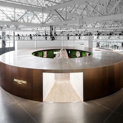 Audemars Piguet's most ambitious exhibit begins in Shanghai
