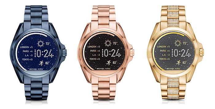 MICHAEL KORS | The Access Smartwatch is a way of life for those who believe in mixing functionality with design