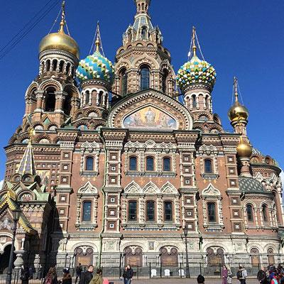 World Travel Awards name St Petersburg best cultural destination 2016