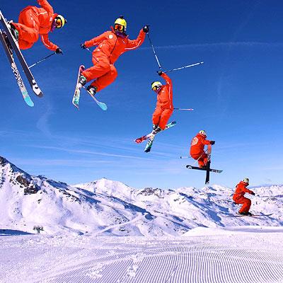 Europe's Val Thorens named world's best ski resort