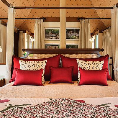 India's newest spa resort: the Oberoi Sukhvilas, Chandigarh
