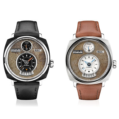 An REC watch inspired by the Ford Mustang
