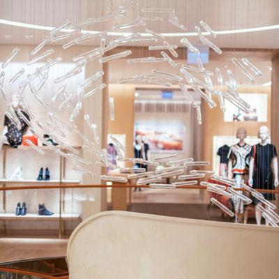 Louis Vuitton Singapore boutique gets 20th anniversary makeover