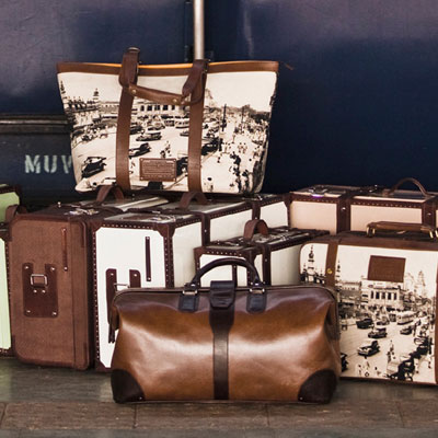 Nappa Dori designs exclusive pouches for Qatar Airways