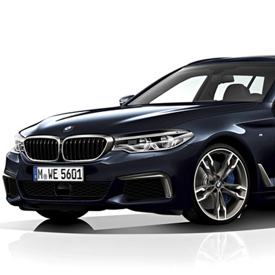 Behold the new-generation G31 Touring from BMW
