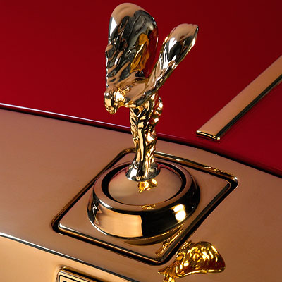 Macao's The 13 Hotel gets 2 gold-infused Rolls Royce Phantoms The