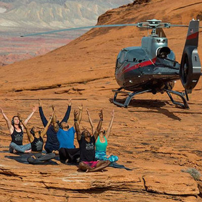 The world's most incredible Yoga experience yet!