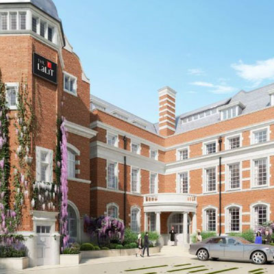 The Lalit London is now open
