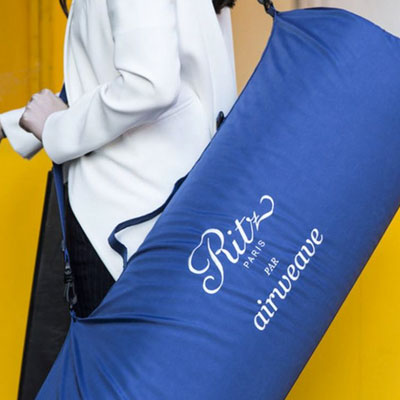 Exclusive mattress collection by Airweave and The Ritz Paris