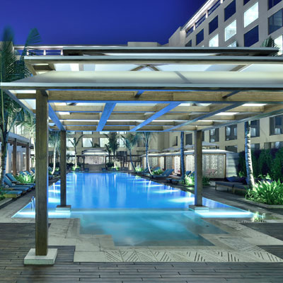Marriott aims to operate 100 hotels in India by year-end