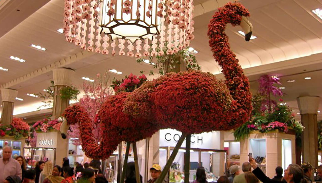Macy's Flower Show to present 'Carnival' in New York, Chicago and San Fransisco