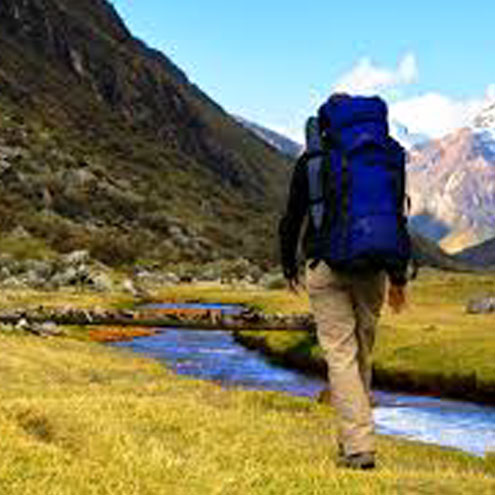FORWARD MARCH | Hiking up, trekking across and biking through the varied terrain of India is as much a quest as it is a quality vacation for the not so faint hearted
