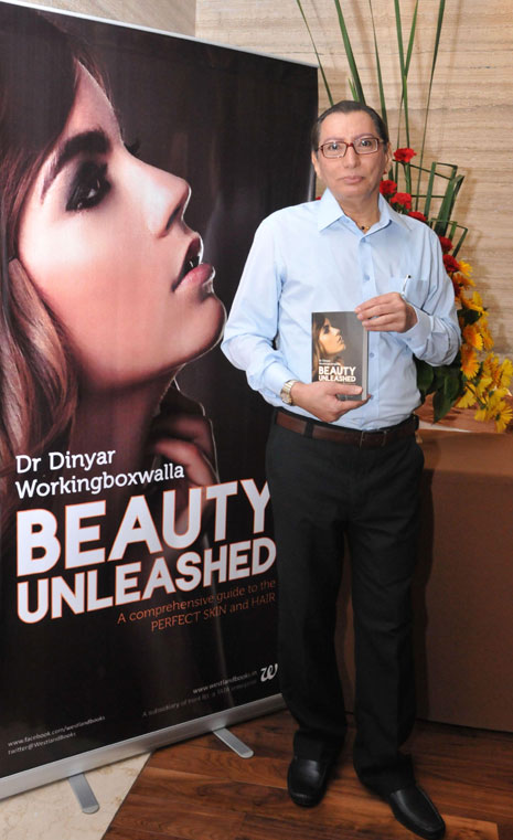 BEAUTY GURU | Once Mumbai's best kept secret, Dr Dinyar Boxwalla is the favourite B-tow beauties who swear by his customised skincare products
