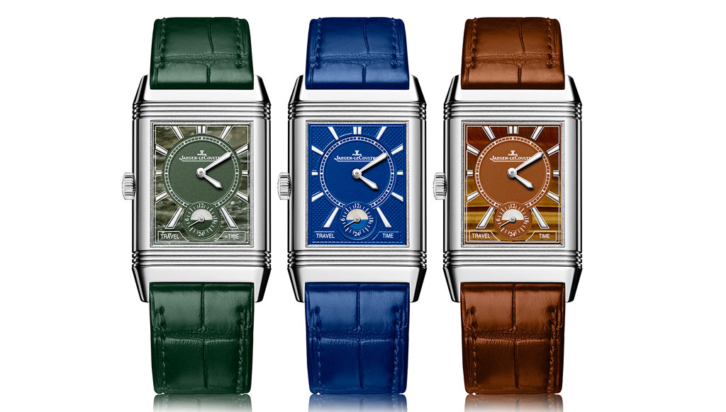 Jaeger-LeCoultre Atelier Reverso Classic Duo Small Seconds watch gets new dials