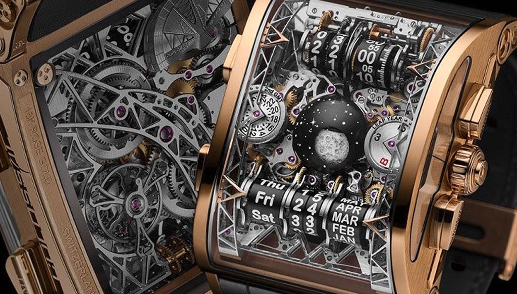 Hysek Colossal Grande Complication Watch