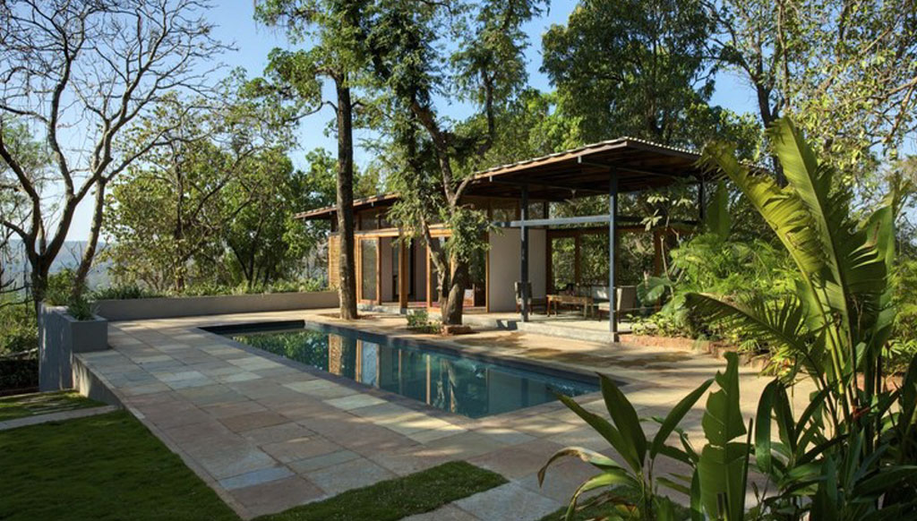 Eco luxe nivim house goa becomes first green certified for Green certified home