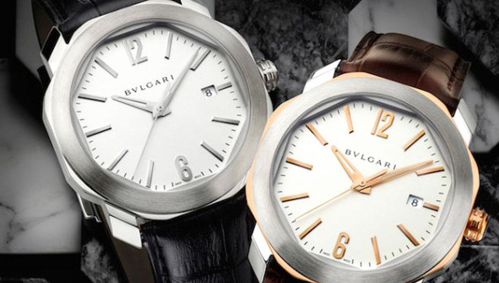 Bulgari unveils Octo Roma Timepiece