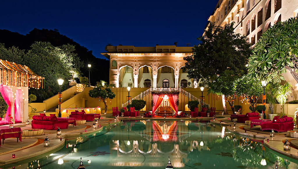 The finest Indian hotels to get married in
