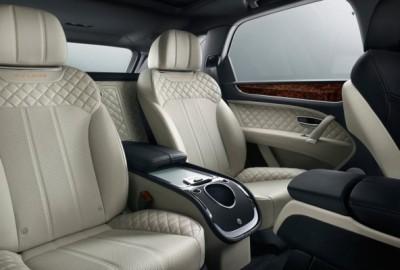 Bentley explores mushroom and protein leather interiors to please affluent vegans!