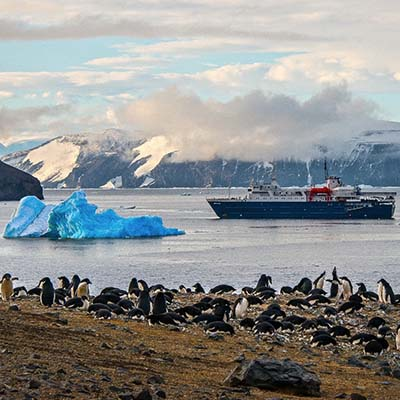 Cruise-peditions: the latest in luxe travel