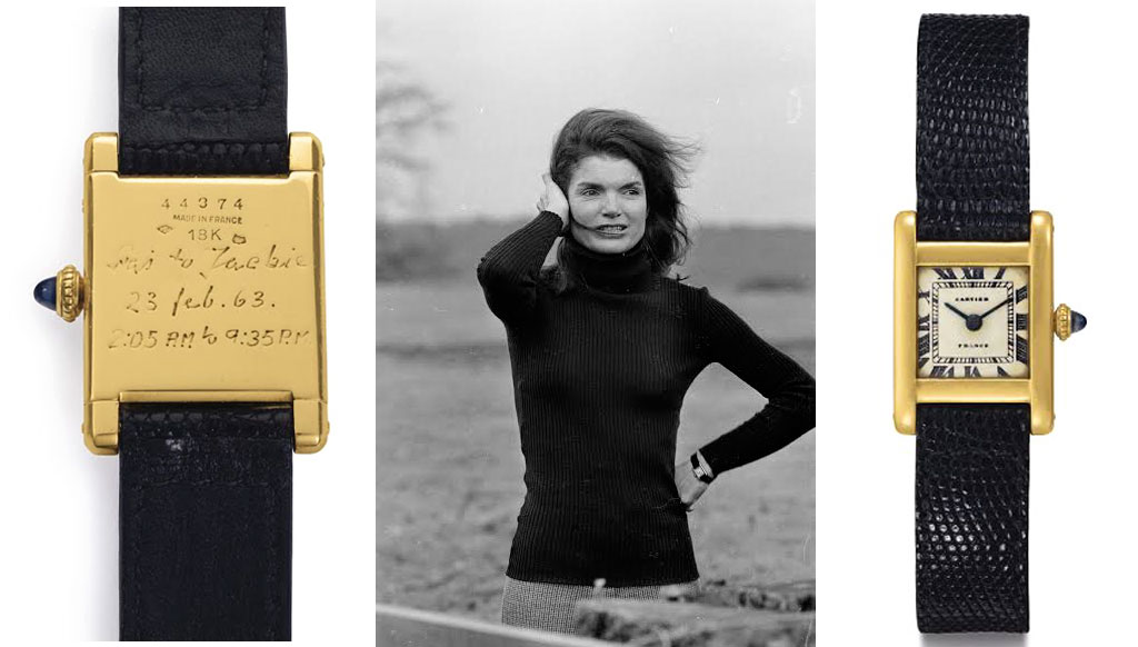 Christie S New York To Auction Jackie Kennedy Onassis S