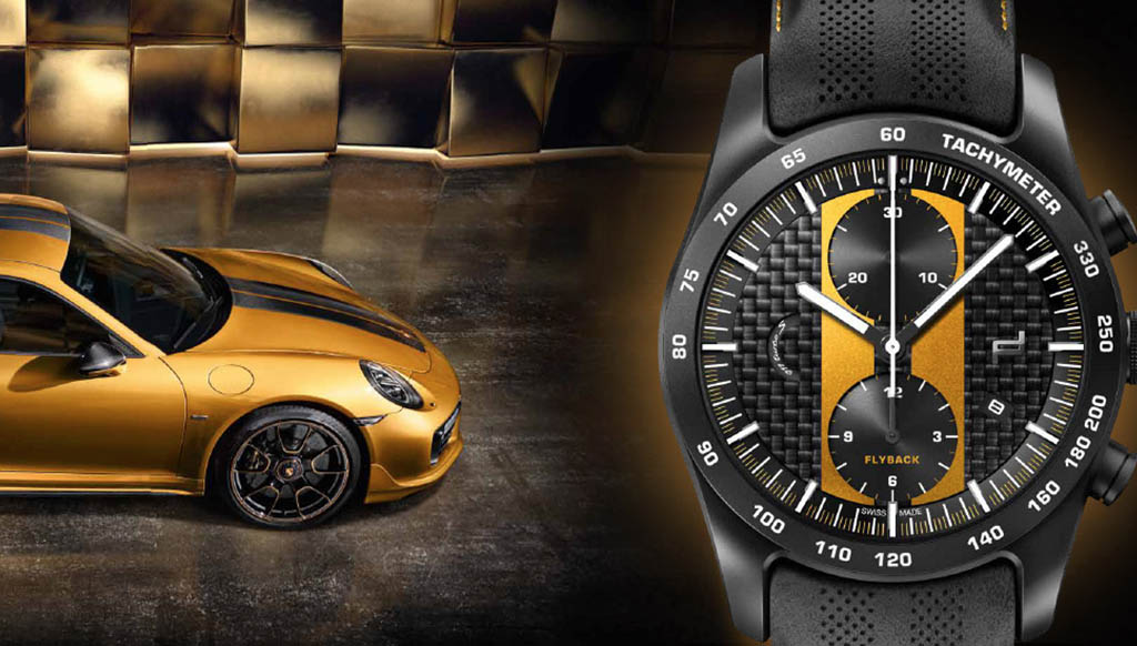 Porsche Design Reveals Chronograph Inspired By The 911
