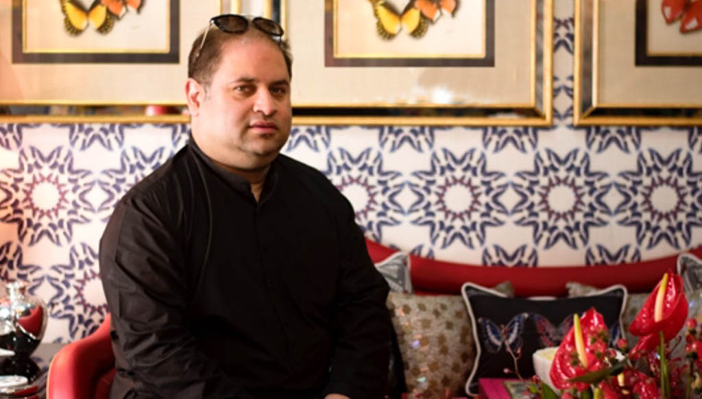 Adil Ahmad : Minimalism is an alien sensibility to Indians