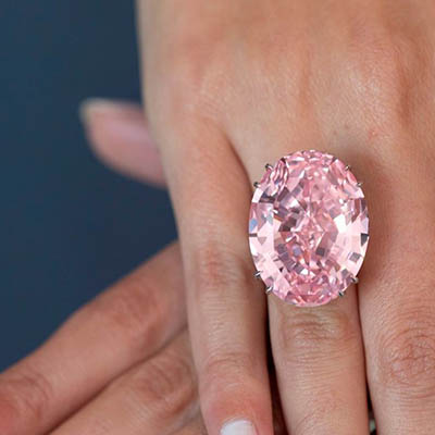 Most expensive diamonds ever sold at auctions