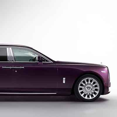 The Rolls Royce Phantom VIII is here