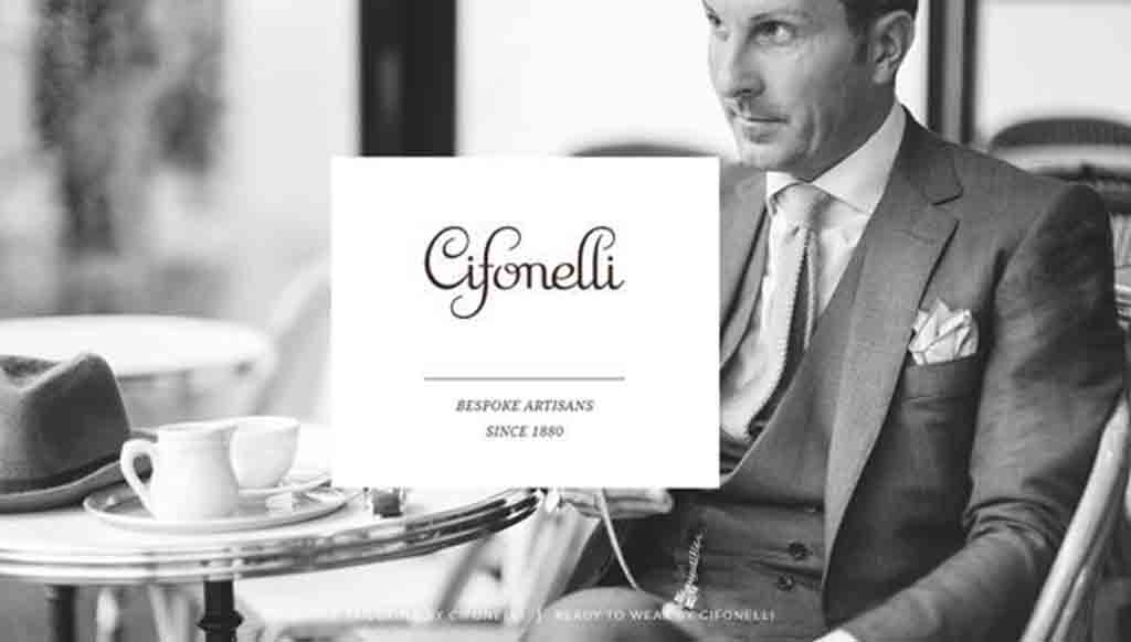 French luxe menswear brand Cifonelli set to enter India