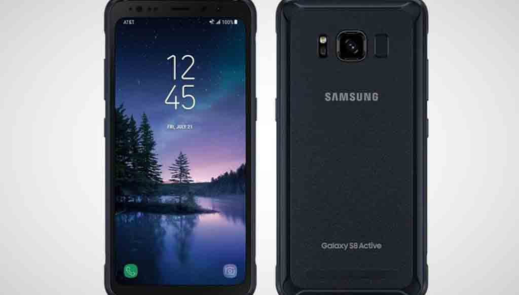 Samsung Galazy S8 Active: shatter-proof screen that can withstand 5-foot fall