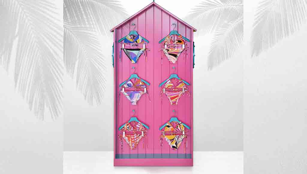 Emilio Pucci's glam Bikini Bar pop-up set to debut at Cannes