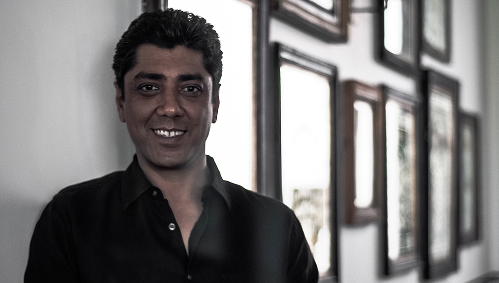 Luxury could be just a gadda and a cushion: Vikram Goyal