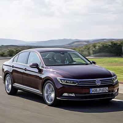 Volkswagen begins production of 2017 Passat luxury sedan in India