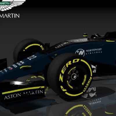 Aston Martin to sponsor RedBull F1 in 2018