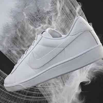 The Tennis Classic from Nike in revolutionary new Flyleather