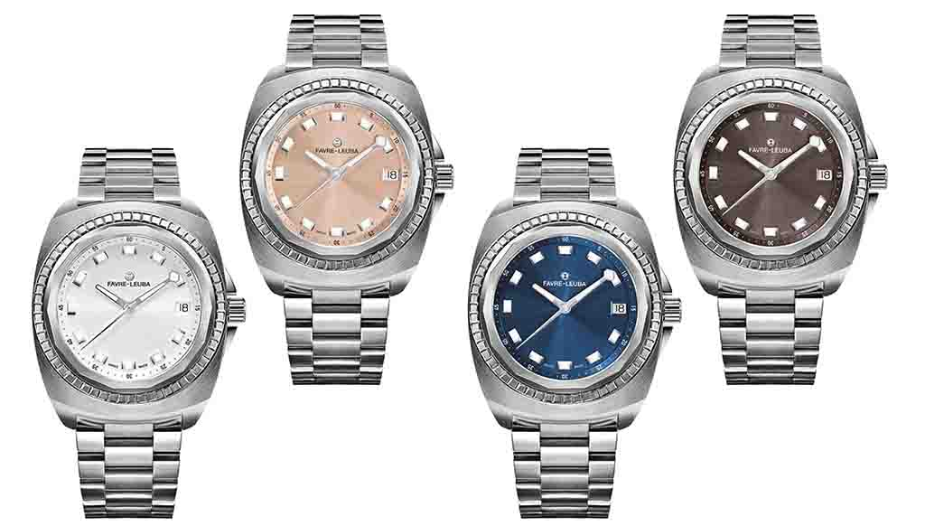 Luxe timepieces for the festive season
