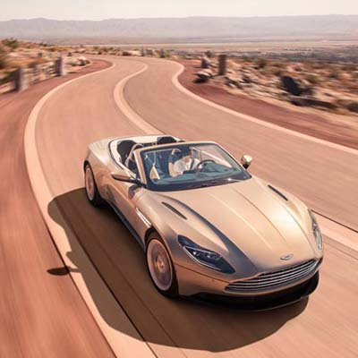 The Aston Martin DB11 Volante is here