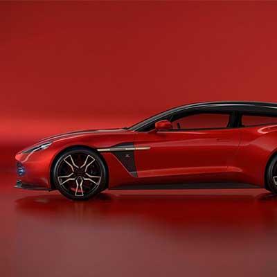 Drop-dead Gorgeous: Aston Martin Vanquish Zagato Shooting Brake