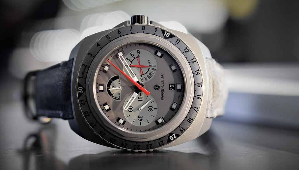 Favre-Leuba set to unveil Bivouac 9000 timepiece in India