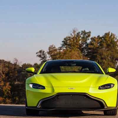 Aston Martin's all new V8 Vantage