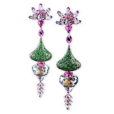 Spectacular jewels on display at TEFAF