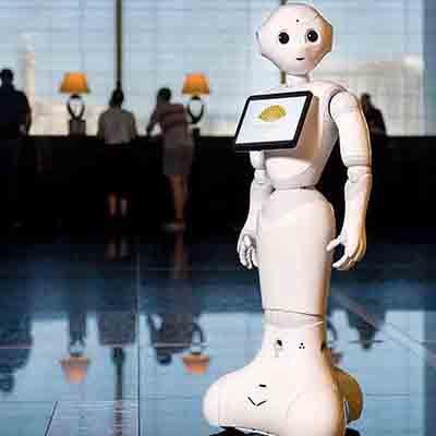 Mandarin Oriental Las Vegas gets humanoid robot ambassador 'Pepper'