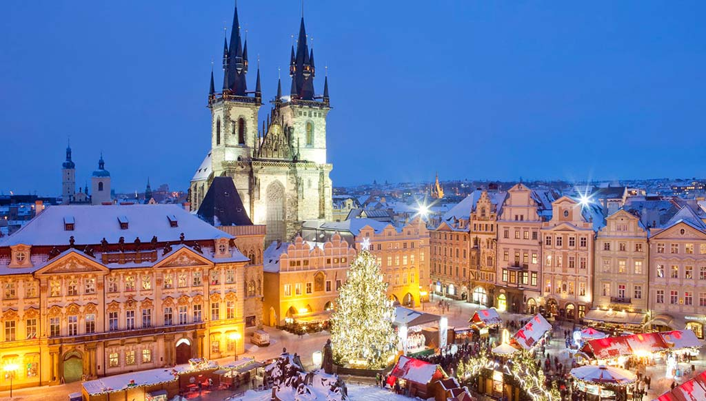 Mandarin Oriental, Prague launches Christmas Markets Holiday Package