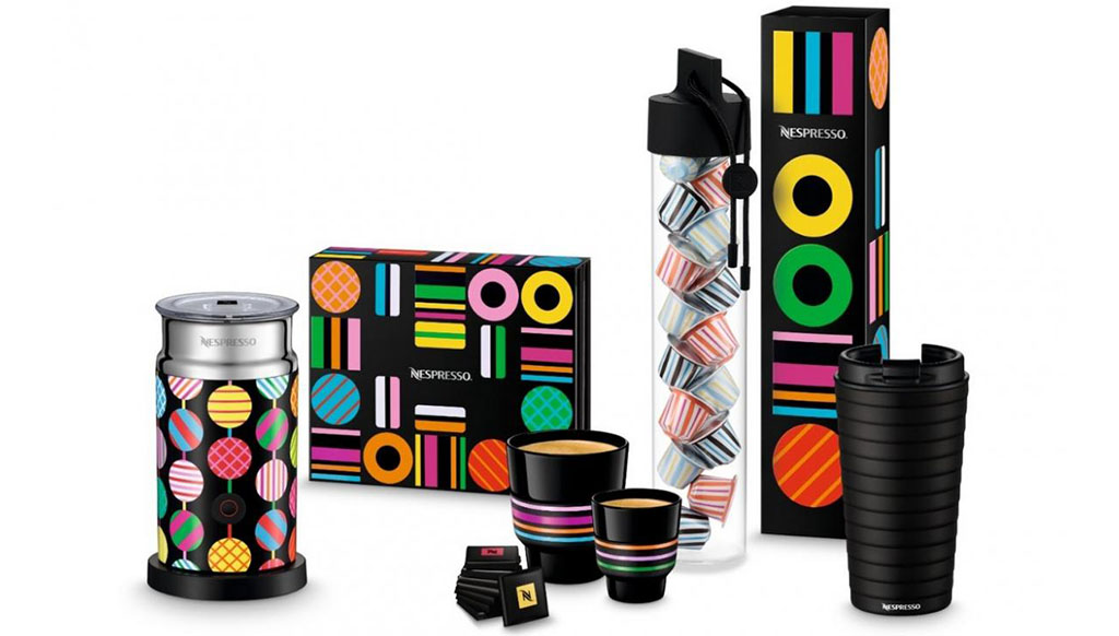 Limited Edition Confetto Collection from Nespresso